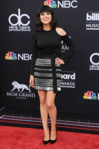 Mila Kunis in David Koma ai Billboard Awards 2018