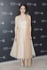Zoe Kazan in Schiaparelli al Cannes Film Festival 2018