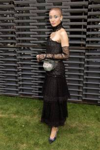 Adwoa Aboah in Chanel al Serpentine Summer Party 2018, London
