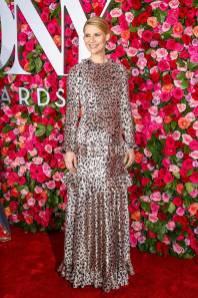 Claire Danes in Maison Valentino ai 72nd Annual Tony Awards, New York