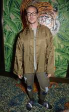Diplo al GQ Style and Browns Fashion LFWM party, London