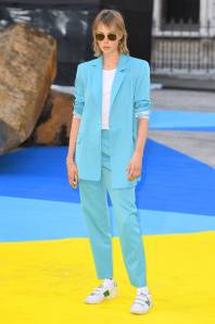 Edie Campbell in House of Holland al Royal Academy of Arts Summer Exhibition Party, London