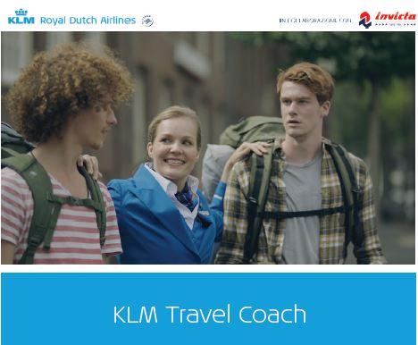 KLM Travel Coach: Amsterdam e New York a portata di smartphone