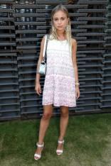 Lady Amelia Windsor in Chanel al Serpentine Summer Party 2018, London