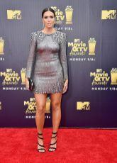 MAndy Moore in Alberta Ferretti agli MTV Movie & TV Awards 2018