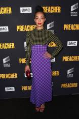 Ruth Negga alla 'Preacher' premiere, Los Angeles