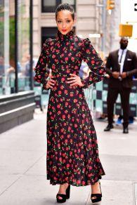 Ruth Negga in Michael Kors, NY