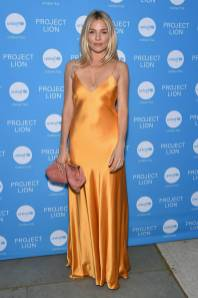 Sienna Miller all'Unicef Project Lion Launch, New York