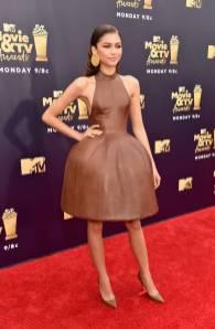 Zendaya in August Getty agli MTV Movie and TV Awards, Santa Monica
