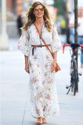 Heidi Klum in Vilshenko,New York.