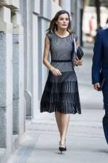 La Regina Letizia di Spagna, Madrid