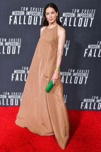 Michelle Monaghan alla premiere of Mission Impossible - Fallout, Washington.