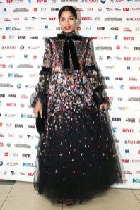 Freida Pinto in Elie Saab ai Westpac IFFM Awards Night, Australia.