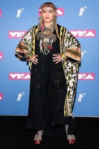 Madonna agli MTV VMA 2018