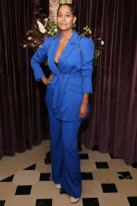 Tracee Ellis Ross in House of Holland allHarper's Bazaar, CDG and The Outnet event in Los Angeles.