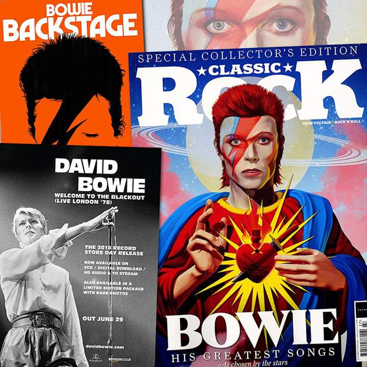 Aprirà a Londra un bar a tema David Bowie