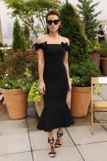 Kate Beckinsale all'Oscar De La Renta Fashion Show, NY