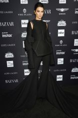 Kendall Jenner al Harper's Bazaar Icons party durante la New York Fashion Week