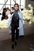 Olvia Palermo al Zimmermann show, New York Fashion Week