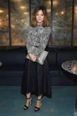 Rose Byrne alla Michael Kors x 10 Corso Como dinner, New York