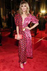 Suki Waterhouse al Harper's Bazaar Icons party durante la New York Fashion Week
