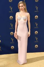 Vanessa Kirby in Tom Ford agli Emmy Awards, California