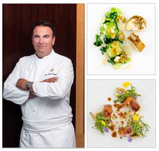 Air France e Jean Francoise Roquette: arriva la cucina che fa volare