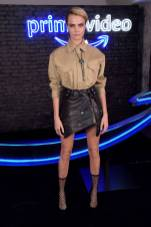 Cara Delevingne all'Amazon Prime Video Europe party, London