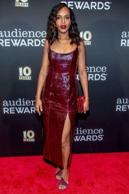 Kerry Washington in Zeynep Arcay al Broadway Loyalty Program Audience Rewards, New York.