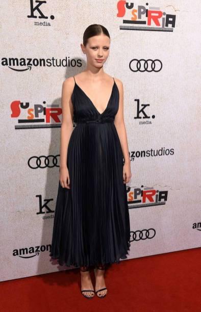 Mia Goth alla 'Suspiria' Premiere, Los Angele