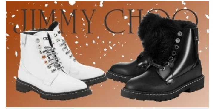 Jimmy Choo Heated Boot: arrivano le calzature che si scaldano