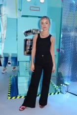 Amelia Windsor con gioielli Tiffany & Co. al Tiffany & Co Party, London