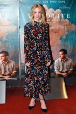 Carey Mulligan in Erdem alla Wild Life premiere, Paris
