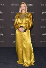 Courtney Love in Gucci al LACMA Art + Film Gala, Los Angeles