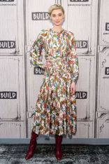 Elizabeth Debicki ai Build Series,New York