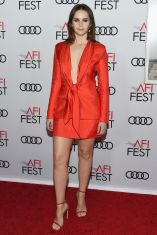 Felicity Jones all'AFI event, Hollywood