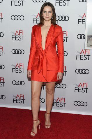 Felicity Jones all'AFI event, Hollywood