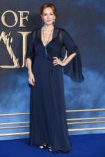 J.K. Rowling alla Fantastic Beasts The Crimes Of Grindelwald,London