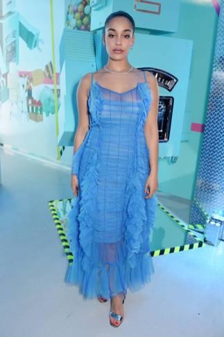 Joria Smith al Tiffany & Co Party, London