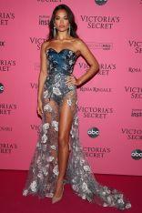 Shanina Shaik al Victoria's Secret show after-party,NY