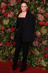 Stella McCartney ai Evening Standard Theatre Awards, London
