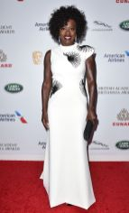 Viola Davis ai British Academy Britannia Awards