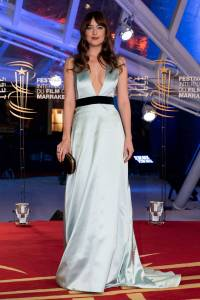 Dakota Johmson al Closing Ceremony, Marrakech International Film Festival -
