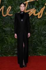 Rosamund Pike ai Fashion Awards 2018, London