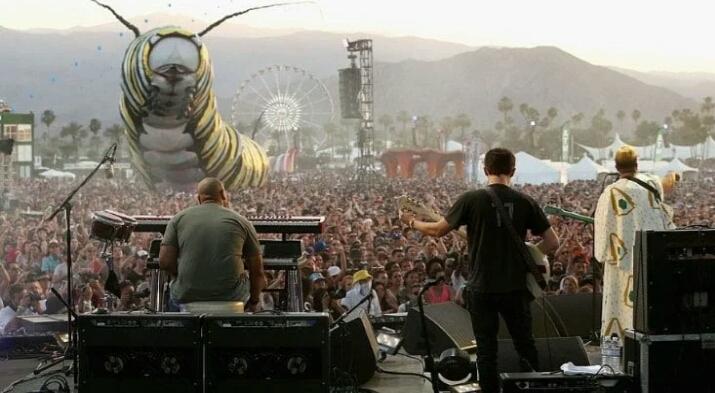 Coachella: è finalmente uscita la line up dei concerti