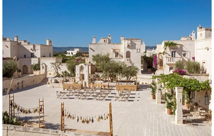 Borgo Egnazia ospiterà Half Tri: un tuffo dove lo sport incontra il relax