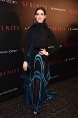 Anna Hathaway alla Serenity premiere, New York