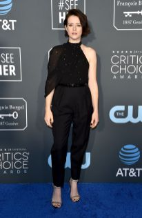 Charlize Theron ai 2019 Critics' Choice Awards
