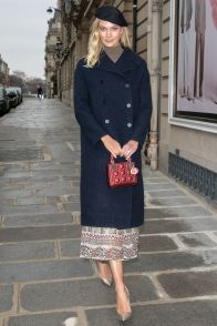 Karlie Kloss in Dior, Paris
