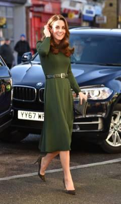 La Duchessa di Cambridge in Beulah London, London
